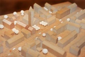 Städtebaumodelle