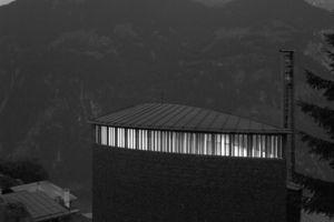 Kapelle St. Benedikt, Graubünden, 1988