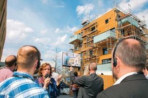 Architekturexkursionen zur IBA Hamburg