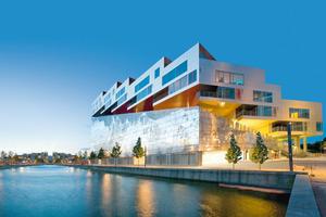 Mountain Dwellings, Kopenhagen - Bjarke Ingels Group