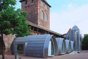 Nibelungenmuseum Worms, Auber + Hoge & associés