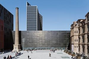 Mediacomplex 22@, Barcelona - Patrick Genard & Carlos Ferrater/ Patrick Genard y Asociados SL, Barcelona/E
