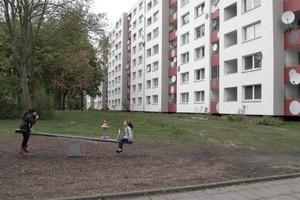 Das Bremer Stadtviertel Kattenturm