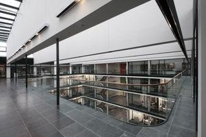 Hans-Sachs-Haus, Gelsenkirchen, Foyergalerie oben
