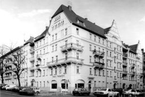 Siedlung Proskauer Straße, Berlin-Friedrichshain, 1897-1898