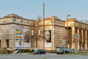 Saniert, erweitert, verändert? Haus der Kunst, München 2013