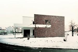 material und wirkung_häuserreihe in eisenach - Osterwold°Schmidt EXP!ANDER Architekten BDA, Weimar