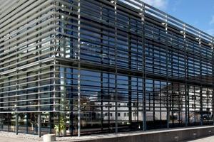 Zentralstandort: Wings in Wismar, hier die Bibliothek der Universität<br />