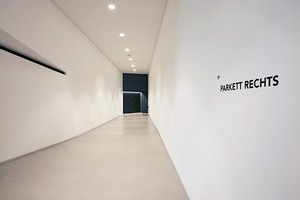 "Zugang vom Foyer zum ""Parkett rechts"""