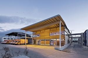 Ausgezeichnet: Solare Manufaktur Peter Backwaren Architekten:RMA Architekten, Essen
