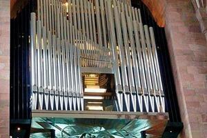 Orgeltisch Speyer, 2011, Markus Böhm