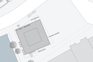 Gewinnerentwurf: Schweger Partner Architekten, Hamburg, Lageplan