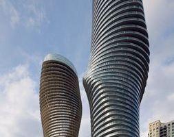 Finalist: Absolute Towers, Mississauga Architekten: MAD architects, Peking