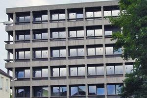 Abb. 1 Dorma Hauptverwaltung Ennepetal – Aufstockung, Umbau und Erweiterung