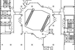 Grundriss M 1:750<br />