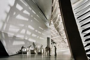 Fassaden- und Lichtstudie am Modell