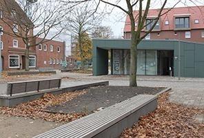 K 2.3 <br />Weltquartier – Pavillon Weimarer Platz