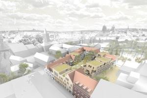 Schottenhöfe Erfurt - EXP!ANDER Architekten BDA, Weimar