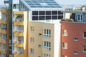 Preisgekrönte Sanierung der Wohnanlage in Gera