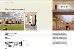 Deutscher Holzbaupreis 2011, Gewinner und Ausgezeichnete in der offiziellen Wettbewerbsbroschüre auf der Ausloberseite