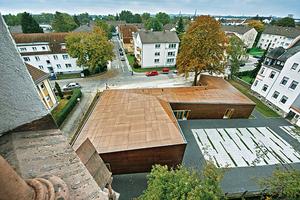 Anerkennung 2011: Gemeindezentrum, Ginsheim-Gustavsburg