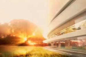 Das neue Apple-Headquarter: Wem geht hier die Sonne auf?!<br />