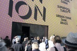 Hasköy Spinning Factory, Ort der Pressekonferenz und Ausstellung der Wettbewerbsbeiträge in Istanbul