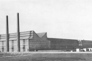 Glasfabrik, 1922, Sammlung Mislin