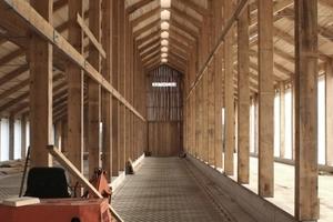 Kuhstall in Dietramszell-Thankirchen, Florian Nagler Architekten