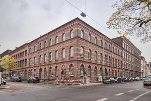 Alte Samtweberei in Krefeld  Bauherr: UNS - Urbane Nachbarschaft Samtweberei gGmbH, Krefeld Architektur: Dipl.-Ing Heinrich Böll Architekt BDA DWB, Essen
