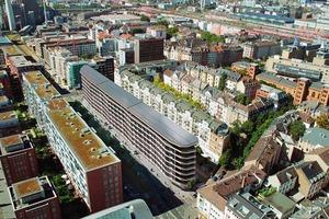 Mehrfamilienhaus Stadt-Aktivhaus in EnergiePlus, Frankfurt a. M. – HHS Planer und Architekten, Kassel