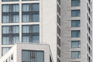 Ein Turm, zwei? Fensterformate oder Fassadendurchbrüche? Gebogen oder geknickt? Und in welche Richtung überhaupt?<br />