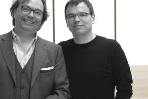 Architektenbrüder: Ansgar und Benedikt Schulz