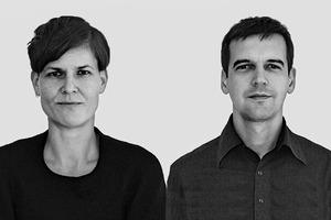 """<div class=""""fliesstext_vita""""><strong>NKBAK, Frankfurt a. M.</strong><br />v.l.: Nicole Kerstin Berganski, Andreas Krawczyk</div><div class=""""fliesstext_vita""""></div><div class=""""fliesstext_vita"""">Neben der aktuellen Diskussion um die verschiedenen Techniken zum Entwerfen von Raum steht für das 2007 gegründete Architekturbüro NKBAK nicht die Methode, sondern der Raum als Lebensumfeld und die Wirkung auf den Menschen im Mittelpunkt. Dabei ist die Nutzung neuer Arbeitsmittel für die Entstehung neuer Raumgefüge wesentlich. </div>"""