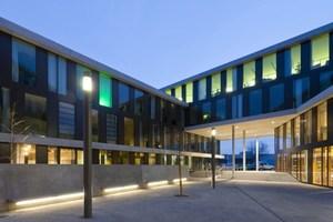 Cann - Jugend- und Familienzentrum mit Jugendherberge, Stgt. Bad-Cannstatt - Auer+Weber+Assoziierte GmbH, Stuttgart