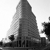 Hotel Concorde Berlin, Kleihues+Kleihues