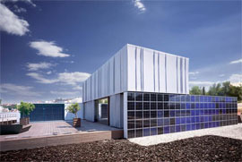 2010: Das Nullenergiehaus von Team Wuppertal