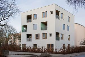 (Top3) LIN Architekten Urbanisten und Kahrs Architekten, Bremer Punkt - serielles Pilotprojekt nachhaltiger Innenentwicklung, Bremen
