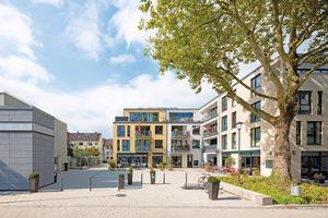 Bochum, Claudius-Höfe. Soziales Großstadt-Dorf: Integratives Mehr-Generationen-Wohnen