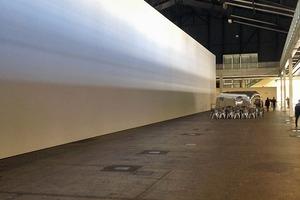 """In diesem Jahr planten die Architekten die Installation """"14 Rooms"""""""