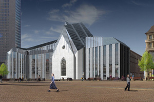 Die Universitätskirche St. Pauli, Leipzig