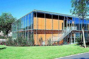 Schule in Steißlingen - Architekturbüro Dury & D´Aloisio, Konstanz