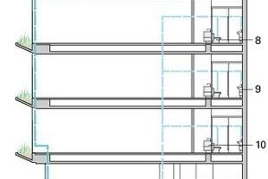 Schema Regenwasser-Verbrauch, o.M.<br />