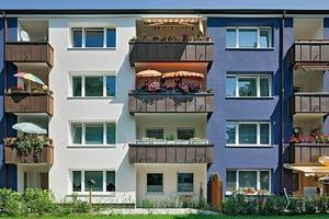 1. Preis 2014 WDVS-Fassaden: Wohnanlage Düpheid, Hamburg – Augustin+Sawallich Planungsgesellschaft mbH, Hamburg