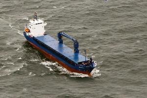 Riesige Zugdrachen aus Technischen Textilien helfen, in der modernen Schifffahrt Treibstoff zu sparen