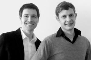Frank Lindner und Elias Fuchs<br />