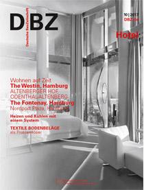 DBZ Hotel 2017 | Wohnen auf Zeit