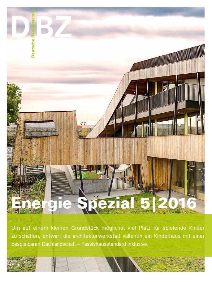 Energie Spezial 5|2016