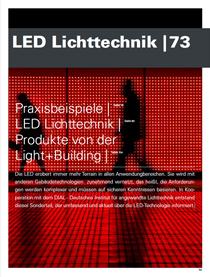 LED Lichttechnik 2016