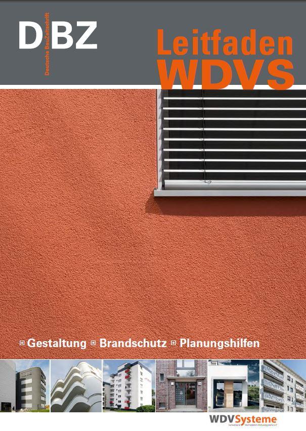 Leitfaden WDVS